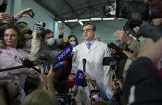 Bác sĩ Nga bác bỏ nghi vấn chính trị gia đối lập Alexei Navalny bị đầu độc