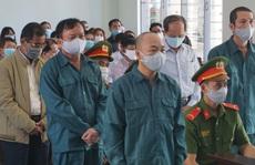 Tuyên án vụ hàng loạt lãnh đạo TP Phan Thiết sai phạm đất đai