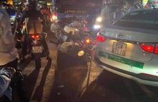 Đồng Nai: Kẻ nghi 'ngáo đá' trộm xe ô tô, tông xe cảnh sát khai gì?