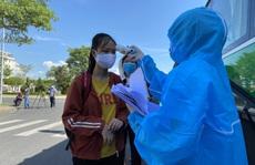 Tỉnh Quảng Ngãi đưa hơn 700 công dân rời Đà Nẵng trong dịch Covid-19