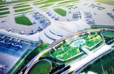 Giải ngân ì ạch, khó đạt tiến độ giải phóng mặt bằng sân bay quốc tế Long Thành