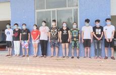 Bắt 11 người Trung Quốc nhập cảnh trái phép vào Việt Nam, tổ chức đánh bạc