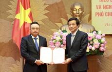 Điều động Chủ tịch PVN Trần Sỹ Thanh làm Phó chủ nhiệm Văn phòng Quốc hội