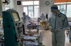 16 bệnh nhân Covid-19 rất nặng, 3 ca tiên lượng tử vong