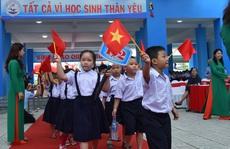 Lễ khai giảng ở Hà Nội sẽ không kéo dài quá 45 phút