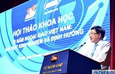 Hoạt động ngoại giao nâng vị thế Việt Nam trên trường quốc tế