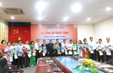 Công bố quyết định thành lập Hội đồng trường Trường Đại học Công đoàn