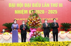 Lãnh đạo thực hiện nhiệm vụ chính trị gắn sát nhiệm vụ phát triển kinh tế- xã hội