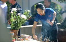 Ngã ba Đồng Lộc thành điểm du lịch tâm linh