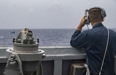 Mỹ - Trung thêm căng về biển Đông
