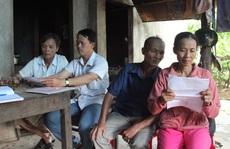 Xã 'buộc' dân nộp tiền để trả nợ quán xá: Xã bất ngờ xin lỗi và trả lại tiền