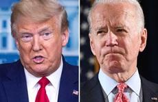 Tổng thống Trump lại thách thức sốc với ông Biden