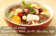 Các món ăn ngày lễ Vu Lan ý nghĩa, ngon khó cưỡng