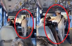Thanh tra xe buýt gọi khách lớn tuổi là 'thằng già' và đòi 'cắt cổ' bị sa thải