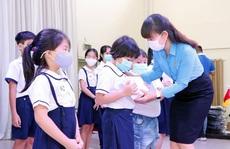 Bình Dương: Tiếp sức cho con công nhân đến trường