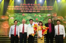 Báo Người Lao Động đoạt giải A và C về học tập, làm theo gương Bác