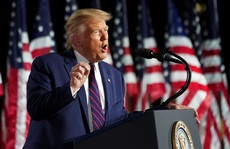 Tổng thống Donald Trump phản đòn cực gắt với ứng viên Joe Biden