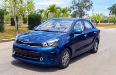Thaco xuất khẩu xe Kia sang Myanmar