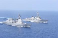 Mỹ - Nhật nhất trí kiềm chế Trung Quốc