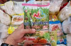 Bún Nguyễn Bính ra mắt dây chuyền sản xuất bún mới