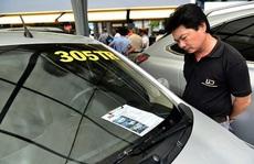 """'Đua' thanh lý ô tô giá chỉ từ 60-200 triệu đồng: Thủ thuật """"câu"""" khách?"""