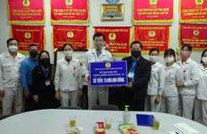 Chủ động ngăn ngừa dịch bệnh trong công nhân