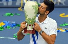 Đăng quang Cincinnati Masters 2020, Djokovic lập nhiều kỷ lục mới
