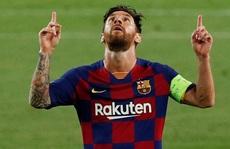 Juventus muốn kết hợp bộ đôi siêu sao Ronaldo và Messi