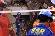 Vụ sập nhà hàng ở Trung Quốc: 29 người thiệt mạng, thêm nhiều người bị thương