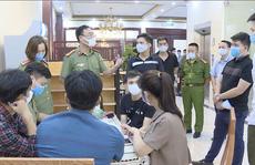 Xử lý 12 đối tượng người Trung Quốc nhập cảnh trái phép