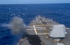 Nguy cơ xung đột Mỹ - Trung ở biển Đông