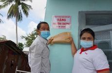 Vedan Việt Nam trao tặng nhà tình thương cho người có hoàn cảnh khó khăn