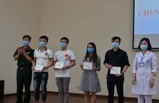 4 ca bệnh Covid-19 trở về từ Nga được xuất viện