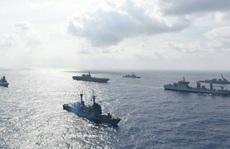 Ông Duterte ra lệnh cấm Hải quân Philippines tập trận chung ở biển Đông