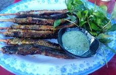 Đến Cà Mau ăn cá kèo nướng
