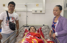 Ca sĩ Trương Đan Huy làm cầu nối giúp cô gái được 15 bác sĩ cứu sống