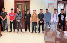 Mâu thuẫn ghẹo gái, 30 thanh niên 2 huyện ở Thanh Hóa 'truy sát' nhau gây náo loạn quốc lộ