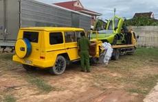 Bắt quả tang 2 chiếc xe 'VIP'… nhập lậu ở Quảng Bình