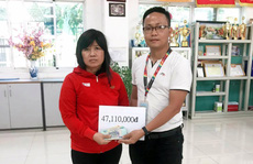 Đồng Nai: Tặng bảo hiểm ung thư cho công nhân