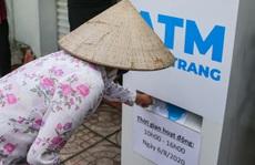 """""""ATM khẩu trang"""" miễn phí đầu tiên ở TP HCM vừa hoạt động"""