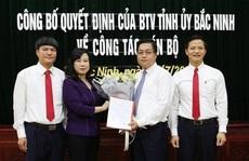 Bí thư Thành ủy Bắc Ninh Nguyễn Nhân Chinh sau 13 ngày tại vị: Không thể điều chuyển là xong