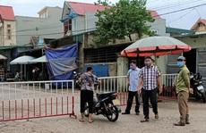 Sầm Sơn phong tỏa thêm 1 khu phố có 284 hộ dân để phòng chống dịch Covid-19