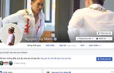 Ca sĩ Duy Mạnh bị mời làm việc về tài khoản Facebook Nguyen Duy Manh có phát ngôn phản cảm