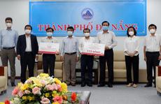 Tập đoàn BRG và SeABank ủng hộ 1 tỉ đồng, 20.000 khẩu trang kháng khuẩn cho Đà Nẵng