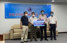 Hòa Phát ủng hộ Đà Nẵng, Quảng Nam, Quảng Ngãi 6 tỉ đồng phòng chống dịch Covid-19
