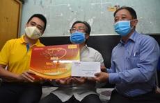 'Mai Vàng nhân ái' đến thăm nhạc sĩ Phan Thao và nhạc sĩ Kỳ Anh