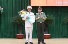 Thêm phó giám đốc Công an TP HCM được thăng hàm cấp tướng