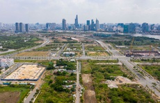 Xây dựng 4 tuyến đường ở Thủ Thiêm: Kiểm toán Nhà nước đề nghị giảm 274 tỉ đồng