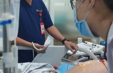 Dùng 2 lít máu mới cứu được bé trai 13 tuổi