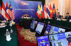 Trung Quốc cáo buộc Mỹ thúc đẩy quân sự hóa ở biển Đông